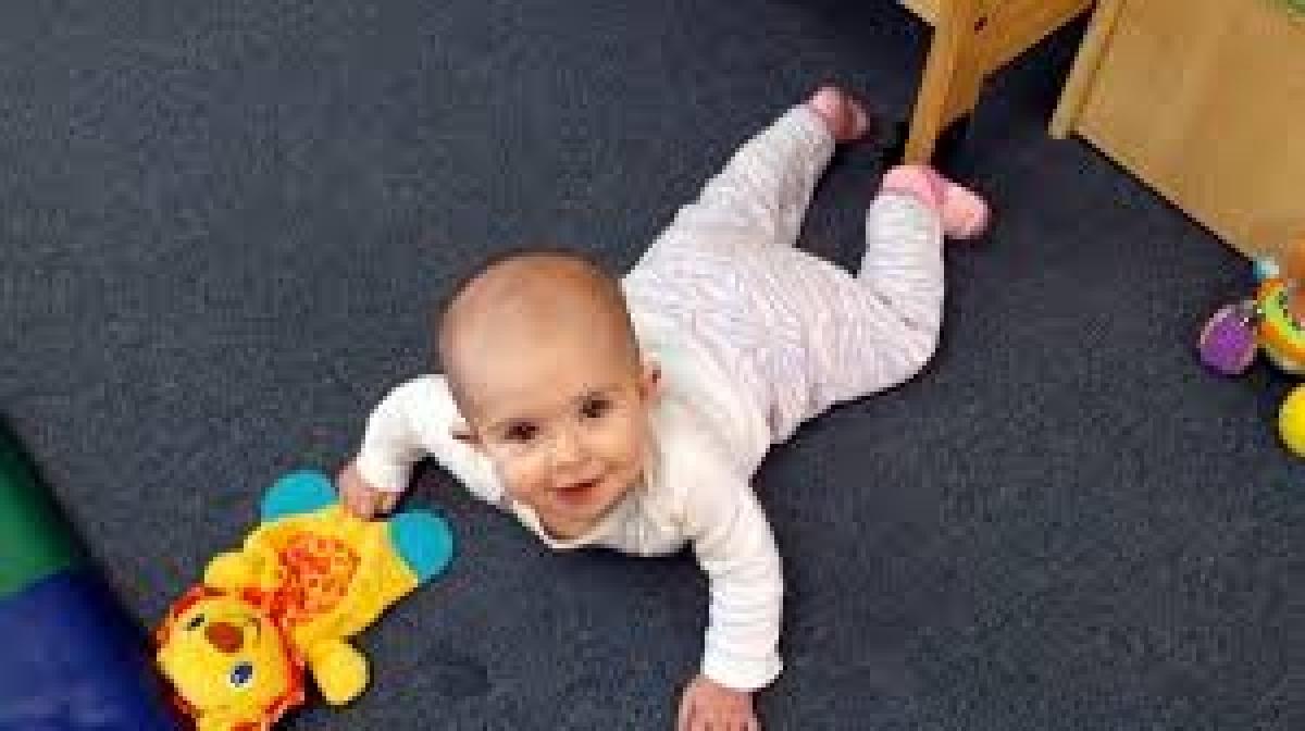 Haydi Bebekler, Karın Üstü (Tummy Tıme) Oyunlarına!